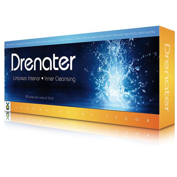 DRENATER (20 viales)