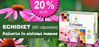 ECHIDIET (60 cápsulas)