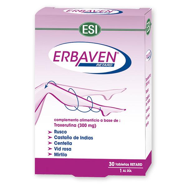 ERBAVEN RETARD (30 tabletas)