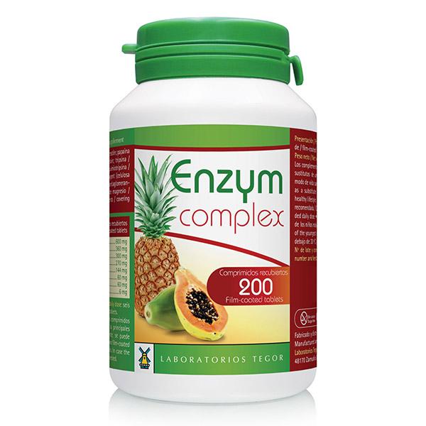 ENZYM COMPLEX (200 grageas)
