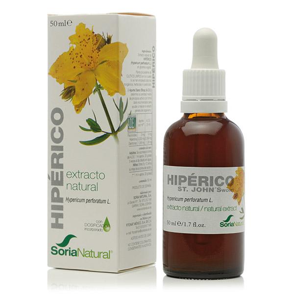 EXTRACTO de Hipérico (50 ml.)