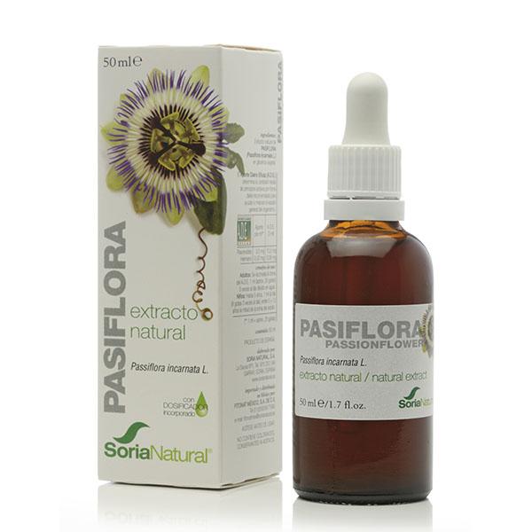 EXTRACTO de Pasiflora (50 ml.)