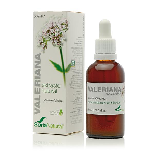 EXTRACTO de Valeriana (50 ml.)