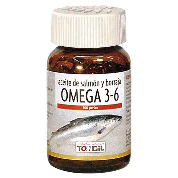 OMEGA 3-6 (100 perlas)