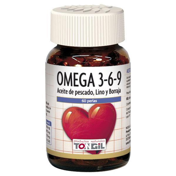 OMEGA 3-6-9 (60 perlas)