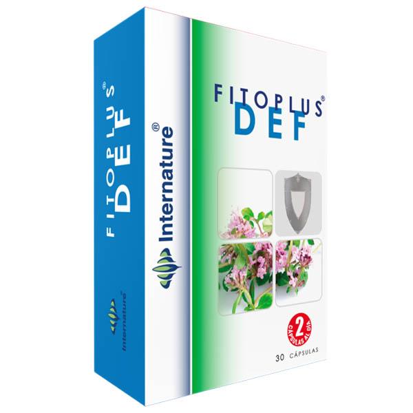 FITOPLUS DEF (30 cápsulas)