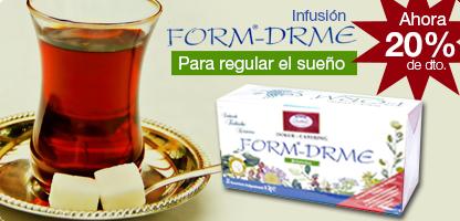 Infusión FORM-DRME (25 filtros)