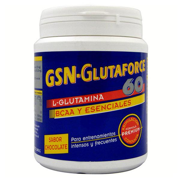 GSN - GLUTAFORCE 60 (240 gr.)