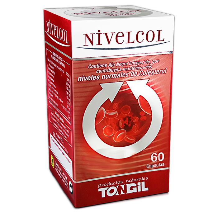 NIVELCOL (60 cápsulas)