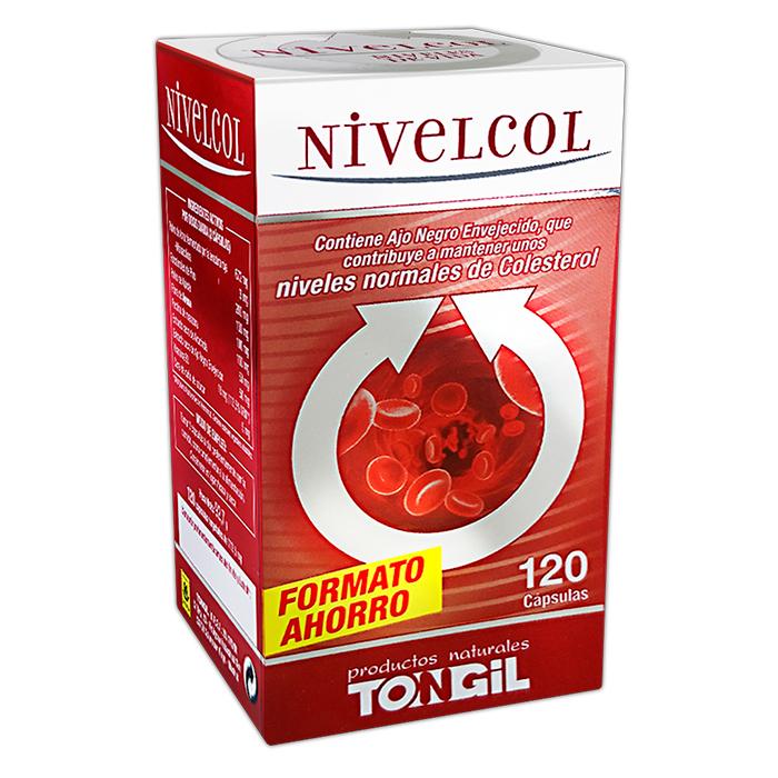 NIVELCOL (120 cápsulas)