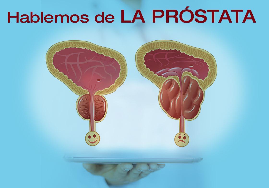 micciones nocturnas frecuentes causadas por agrandamiento de la próstata
