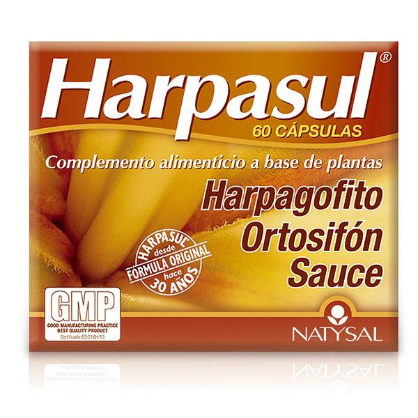 HARPASUL (60 cápsulas)