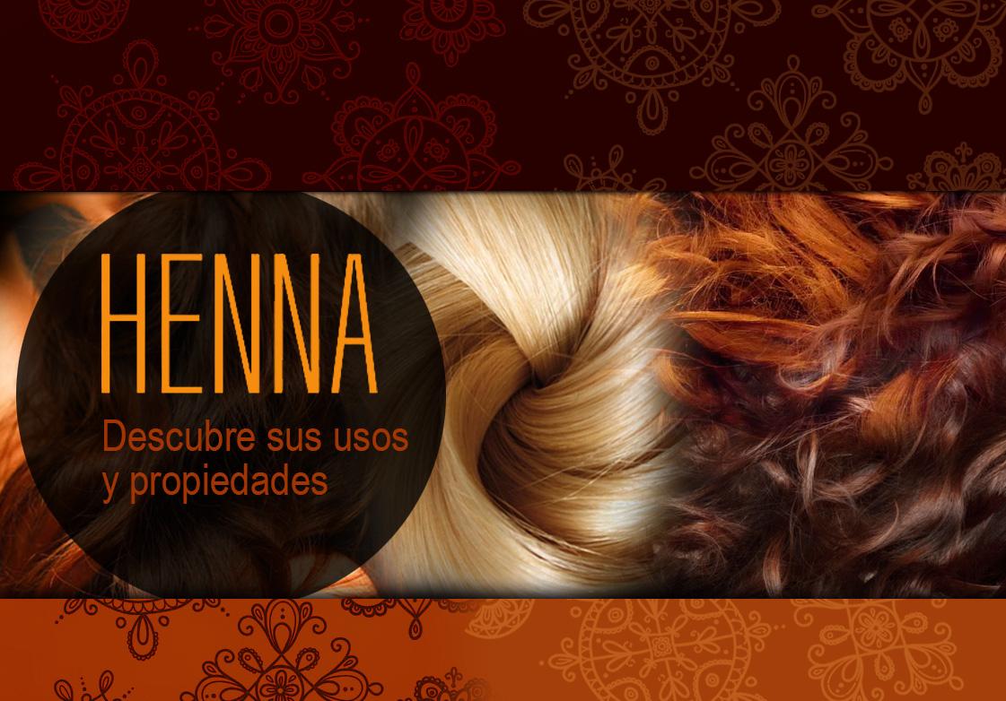 Henna descubre sus usos y propiedades