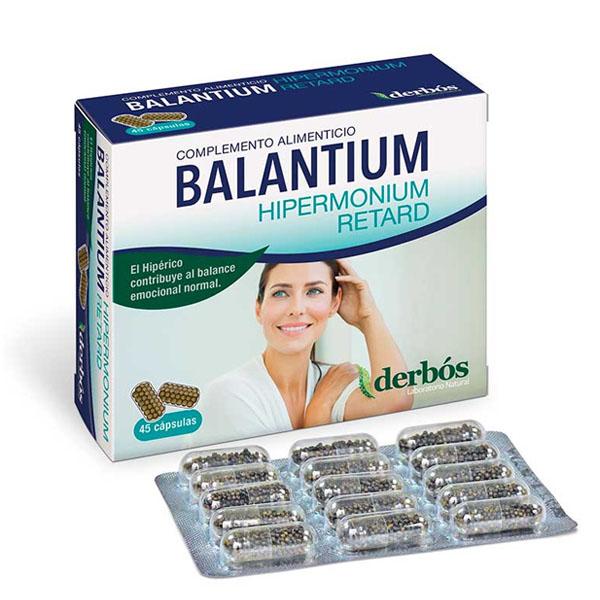 Balantium HIPERMONIUM RETARD (45 cápsulas)