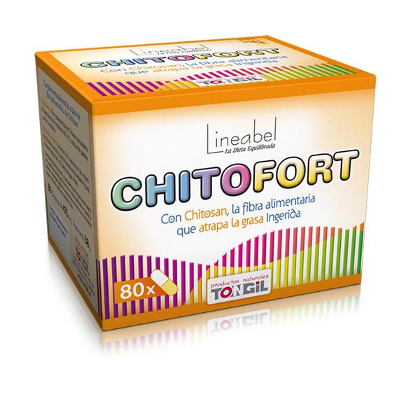 CHITOFORT (80 cápsulas)