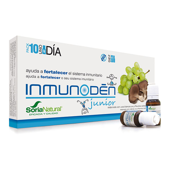 INMUNODEN Junior (10 viales)