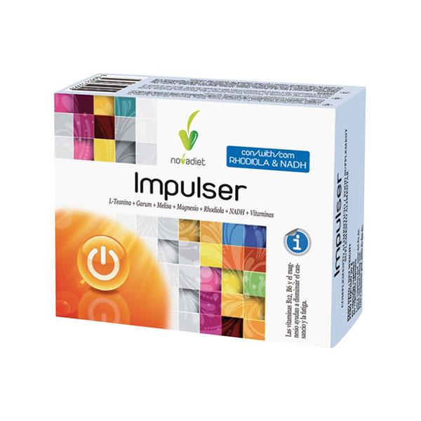 IMPULSER (60 cápsulas)