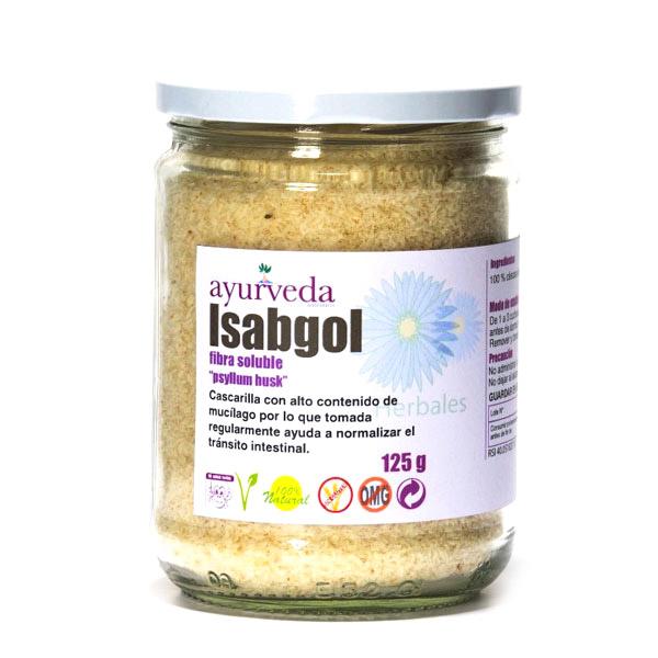 ISABGOL - Plantago ovata (125 gr.)