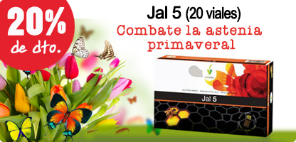 JAL- 5  (20 viales)