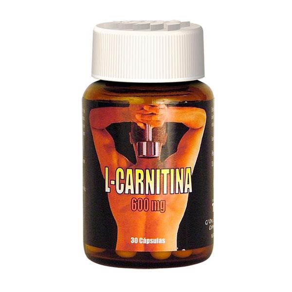 L-CARNITINA 600 mg. (30 cápsulas)