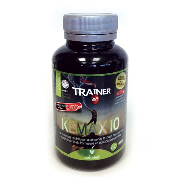 TRAINER KEMAX 10 (60 cápsulas)
