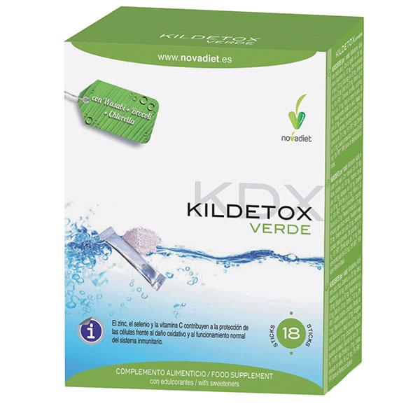 KILDETOX Verde (18 sticks)