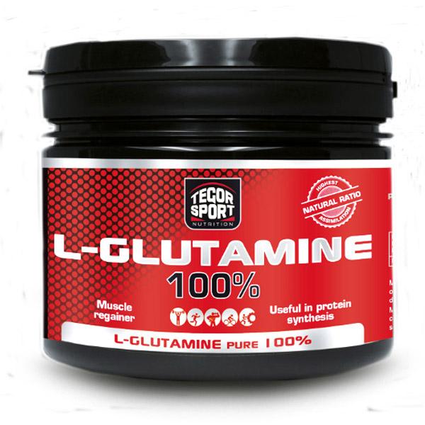 L-GLUTAMINA (250 g)