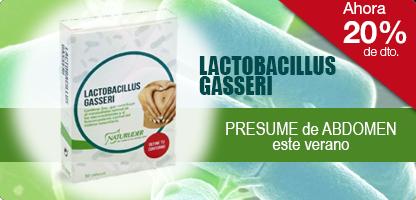 LACTOBACILLUS GASSERI (30 cápsulas)