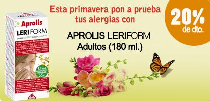 APROLIS LERIFORM Adultos (180 ml.)