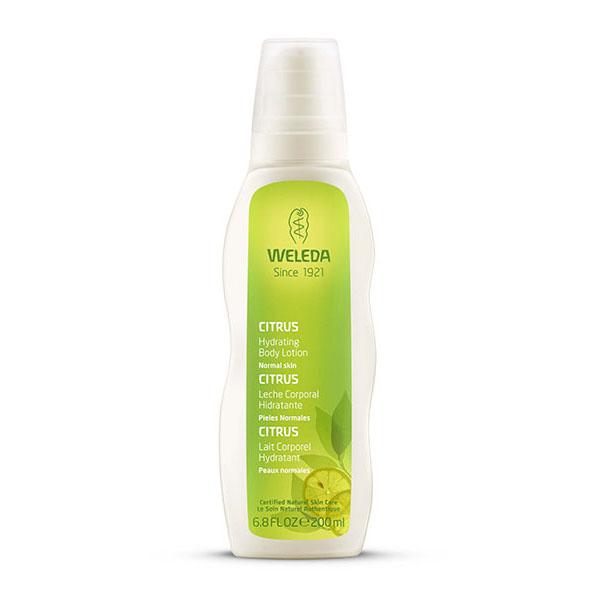 LECHE CORPORAL Hidratante Citrus (200 ml.)