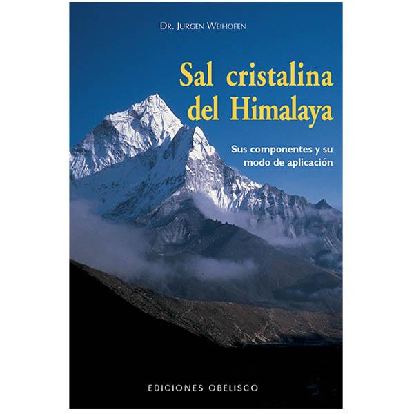 LIBRO - La sal cristalina del Himalaya