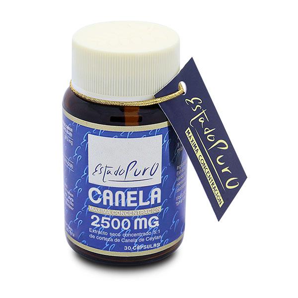 CANELA 2500 mg. (30 cápsulas)