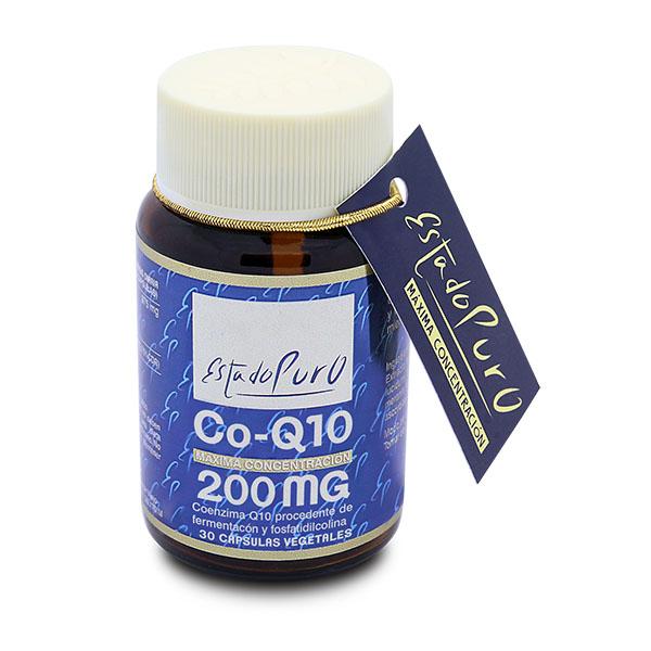 COENZIMA Q-10  200 mg (30 cápsulas)