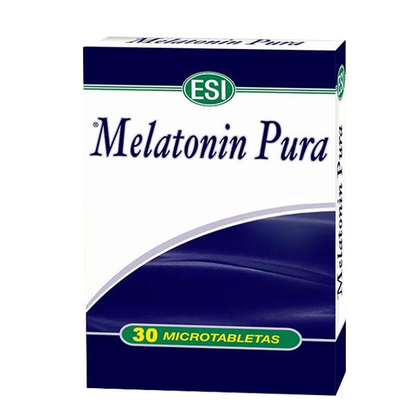 MELATONIN PURA 1 mg. (30 microtabletas)