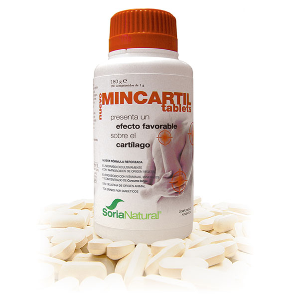 MINCARTIL REFORZADO Tablets (180 comprimidos)