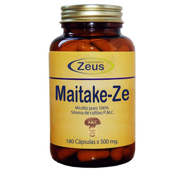HONGO Maitake-Ze ( 180 cápsulas)