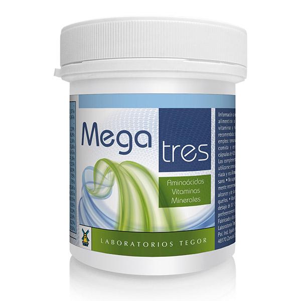 MEGATRES (90 cápsulas)
