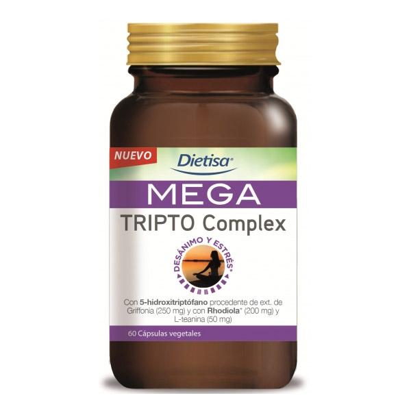 MEGA TRIPTO COMPLEX (60 cápsulas)