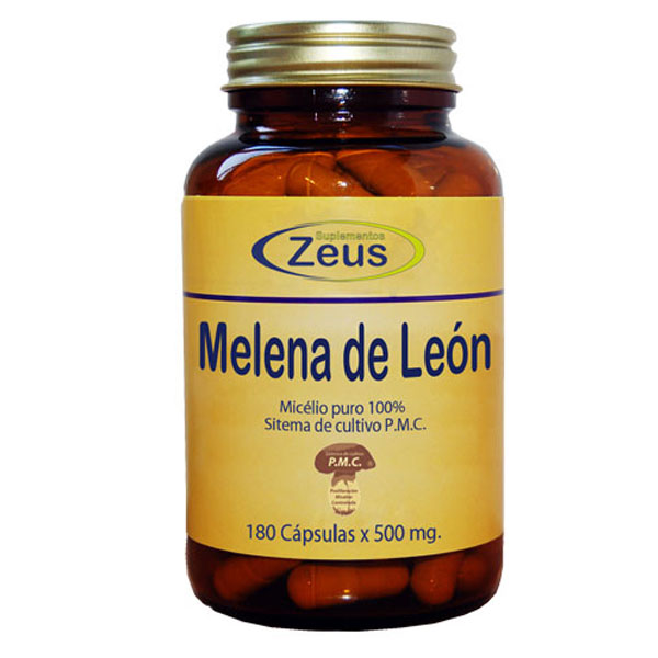 HONGO Melena de León (180 cápsulas)