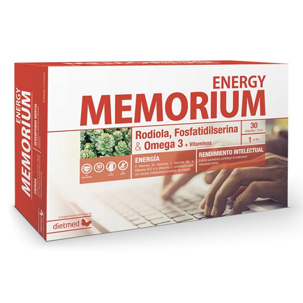 MEMORIUM ENERGY (30 ampollas)