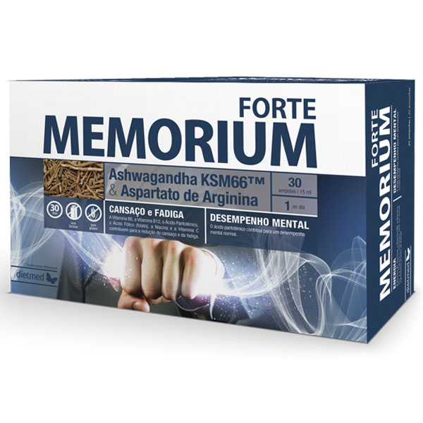 MEMORIUM FORTE (30 ampollas)