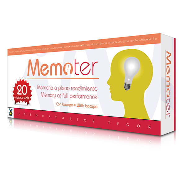 MEMOTER  (20 viales)