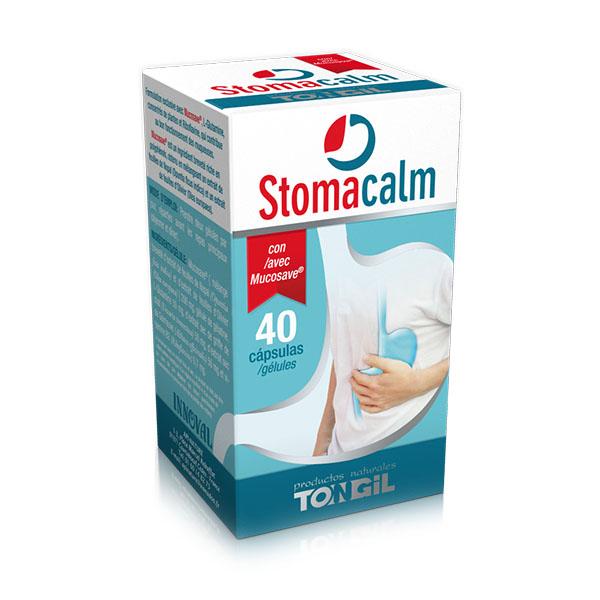 STOMACALM (40 cápsulas)