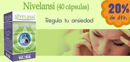 NIVELANSI (40 cápsulas)