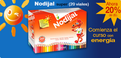 NODIJAL SUPER (20 viales)