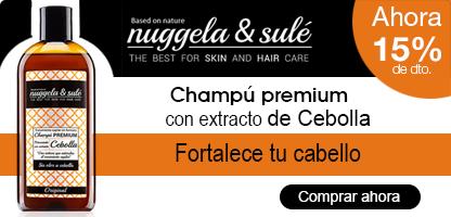 CHAMPÚ de Cebolla (250 ml.)