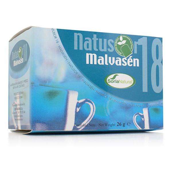 Natusor 18-MALVASÉN (20 filtros)