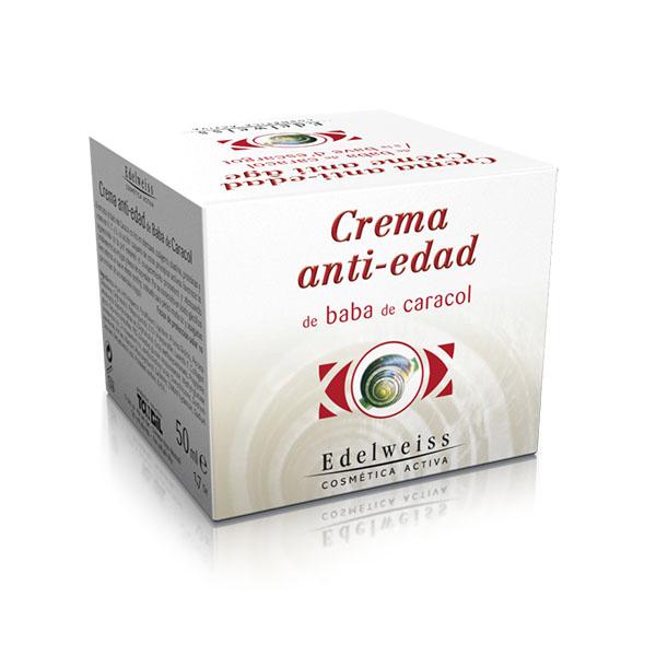 CREMA ANTI-EDAD Baba de caracol (50 ml.)