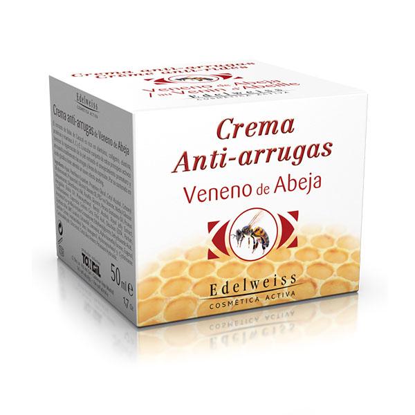 CREMA ANTI-ARRUGAS Veneno de abeja (50 ml.)