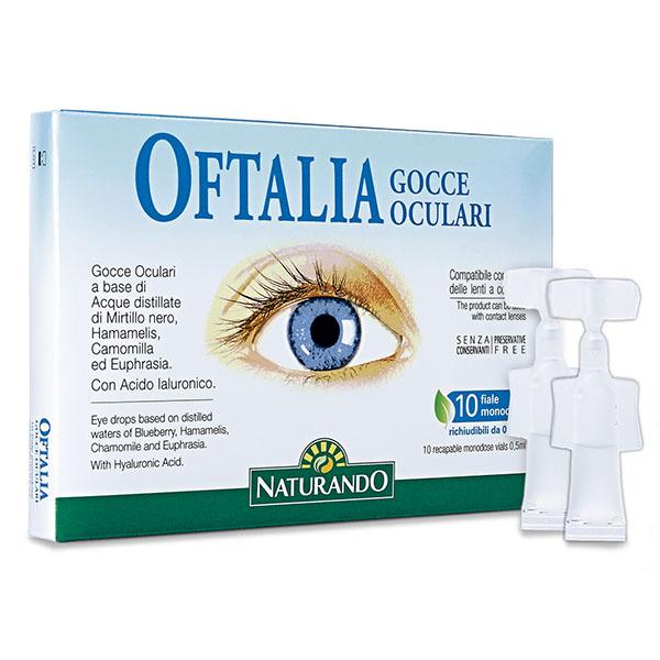 OFTALIA GOCCE Gotas Oculares (10 monodosis)
